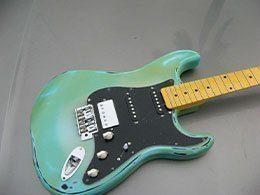 Seafoam Relic Stratocaster