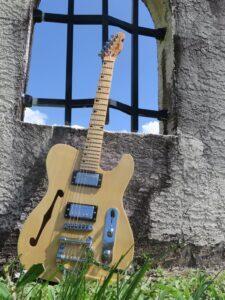 '52 Thinline RI Sixkiller guitar