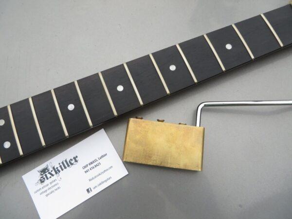 neck of Jazzmaster