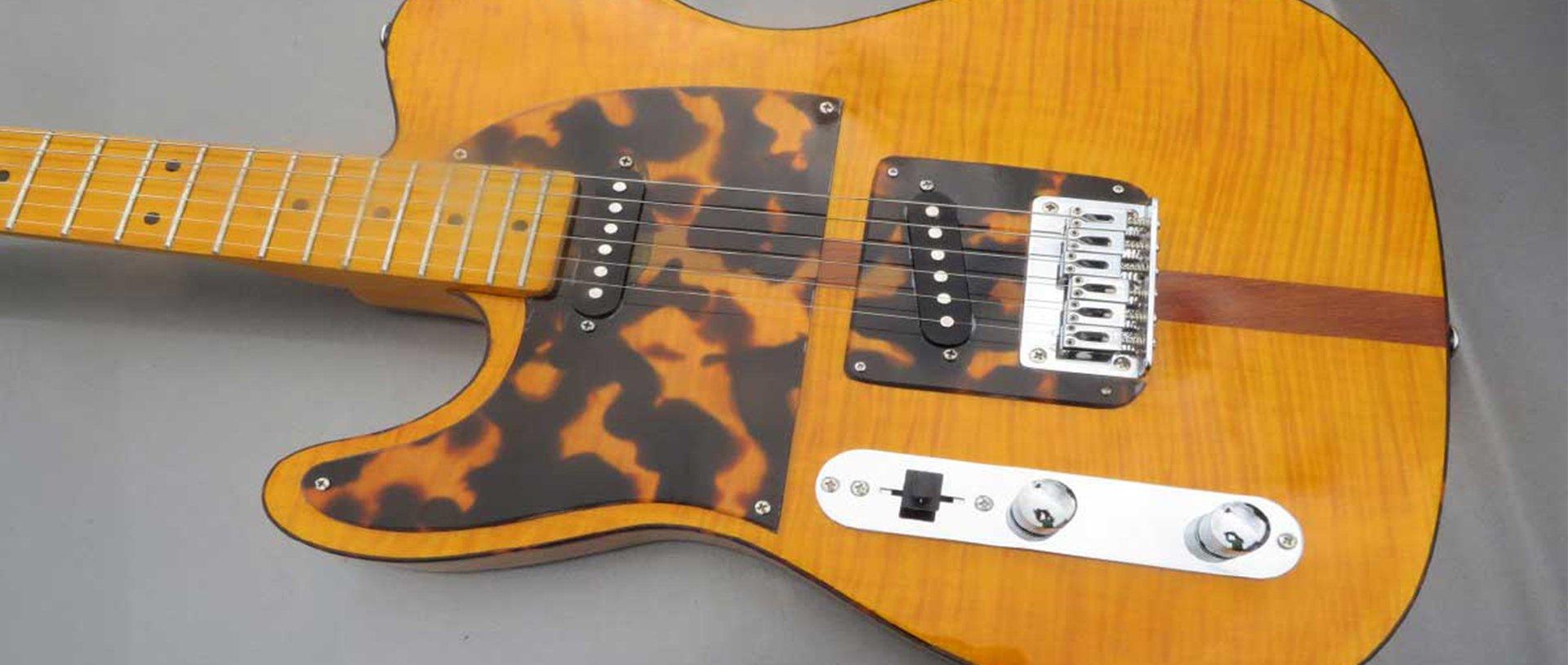 The Madcat Guitar